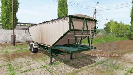 MBJ semitrailer para Farming Simulator 2017