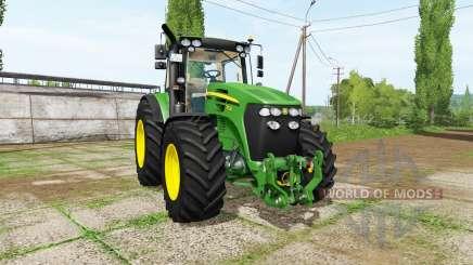 John Deere 7830 v1.1 para Farming Simulator 2017