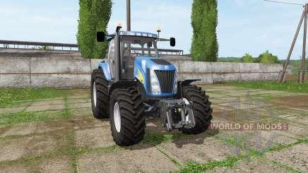 New Holland TG255 para Farming Simulator 2017