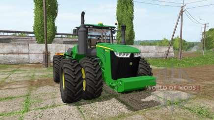John Deere 9370R para Farming Simulator 2017