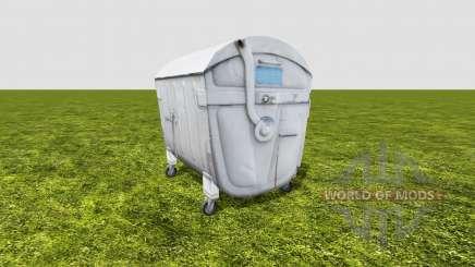 Dumpster para Farming Simulator 2017
