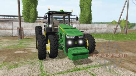 John Deere 8295R v1.0.1 para Farming Simulator 2017
