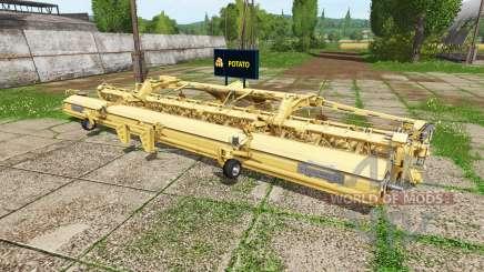 HOLMER HR 20 v1.1 para Farming Simulator 2017
