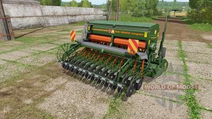 AMAZONE D9 3000 Super para Farming Simulator 2017