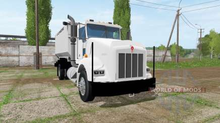 Kenworth T800 feed para Farming Simulator 2017