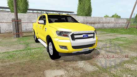 Ford Ranger 2017 para Farming Simulator 2017