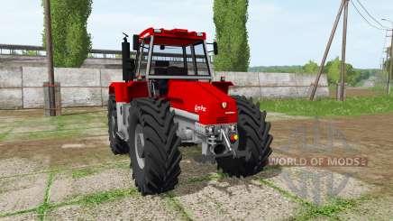 Schluter Euro-Trac 2000 LS para Farming Simulator 2017