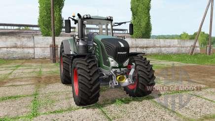 Fendt 939 Vario green para Farming Simulator 2017