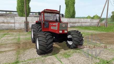 Fiatagri 140-90 Turbo DT v1.7 para Farming Simulator 2017