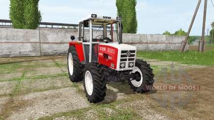 Steyr 8080 Turbo SK1 v2.0 para Farming Simulator 2017