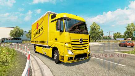 Tandem World Of Trucks T 252 Rkiye Truck Simulator 2