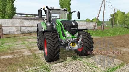 Fendt 933 Vario v1.3 para Farming Simulator 2017