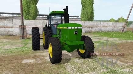 John Deere 4650 para Farming Simulator 2017