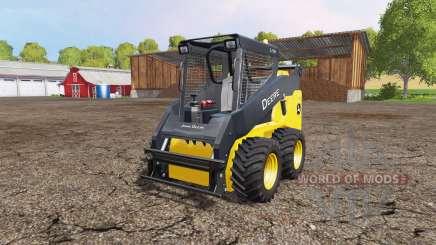 John Deere 320E para Farming Simulator 2015