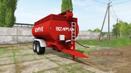 F.lli Zaffrani ZF 140 para Farming Simulator 2017