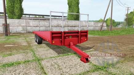 Marshall BC-21 para Farming Simulator 2017