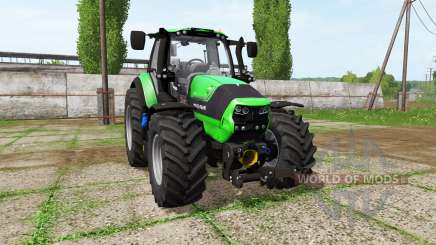 Deutz-Fahr Agrotron 6190 TTV v4.0 para Farming Simulator 2017