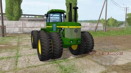 John Deere 8630 para Farming Simulator 2017