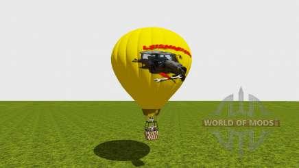 Hot air balloon para Farming Simulator 2015
