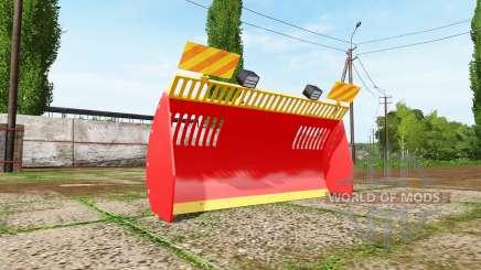 Mainardi LTS 270 para Farming Simulator 2017