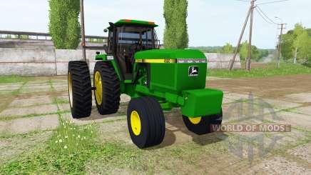 John Deere 4560 para Farming Simulator 2017