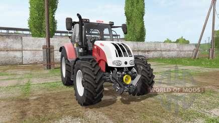 Steyr 6165 CVT para Farming Simulator 2017