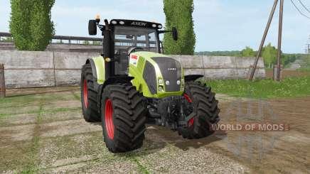 CLAAS Axion 810 v3.0 para Farming Simulator 2017