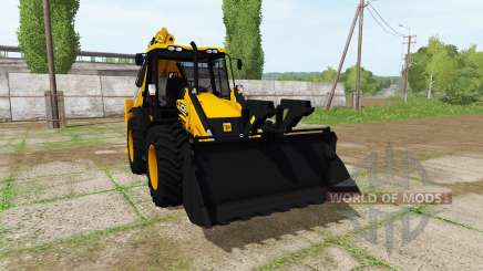 JCB 4CX ECO para Farming Simulator 2017