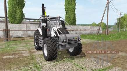 Valtra T234 forestry para Farming Simulator 2017