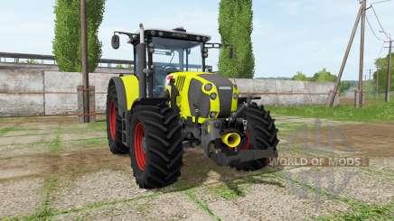 CLAAS Arion 650 para Farming Simulator 2017