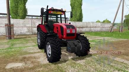 Belarús 1220.3 v2.0 para Farming Simulator 2017