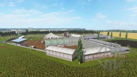Agro Moravany v2.3 para Farming Simulator 2017