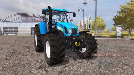 New Holland T7550 v2.0 para Farming Simulator 2013