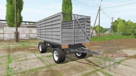 Conow HW 80 SHA v1.0.2.2 para Farming Simulator 2017