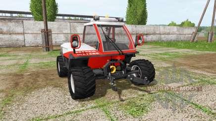 Reform Metrac H6 para Farming Simulator 2017