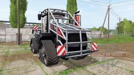 Case IH Quadtrac 620 forest para Farming Simulator 2017