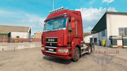 Sisu R500 v1.1.8 para Euro Truck Simulator 2