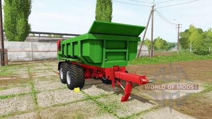 Hilken HI 2250 SMK para Farming Simulator 2017