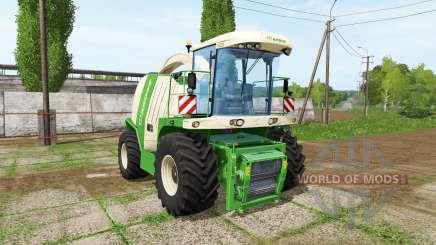 Krone BiG X 1100 special para Farming Simulator 2017