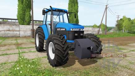 New Holland 8670 v0.9 para Farming Simulator 2017