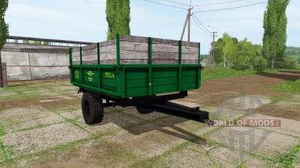 PTS 4 v2.0 para Farming Simulator 2017