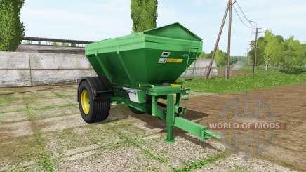 BREDAL Tornado para Farming Simulator 2017