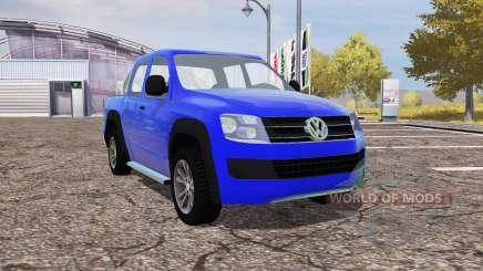 Volkswagen Amarok para Farming Simulator 2013