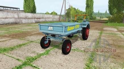 Eicher G220 v1.1 para Farming Simulator 2017