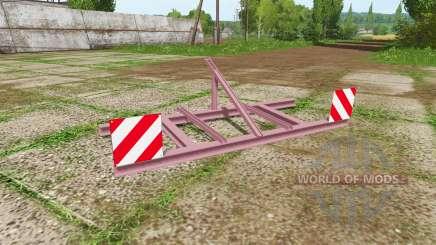 Small leveler para Farming Simulator 2017