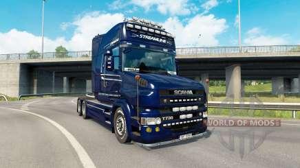 Scania T v2.0 para Euro Truck Simulator 2
