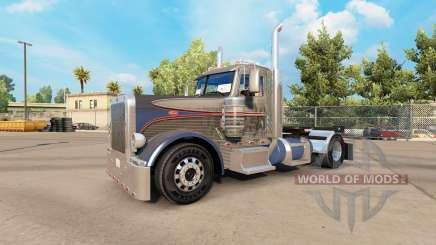 Chassis 4x2 Peterbilt 389 para American Truck Simulator