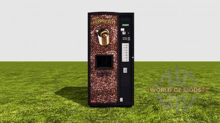 Coffee machine para Farming Simulator 2017