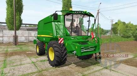 John Deere T670i v3.0 para Farming Simulator 2017