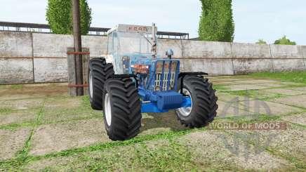 Ford 5000 rusty para Farming Simulator 2017